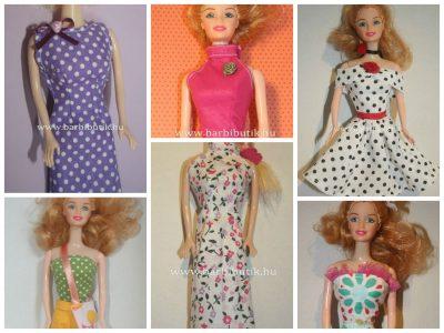 barbie ruha készítő szett