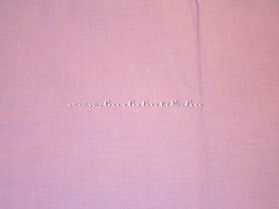 lila pamutvászon barbie ruhákhoz