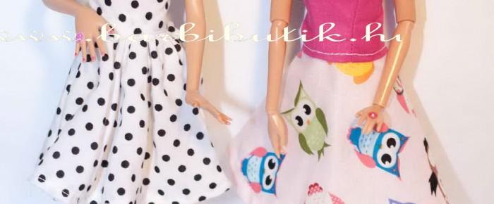 Két új barbie érkezett a csapatba