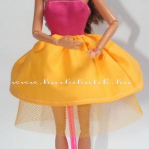 barbie balerina ruha teresa baba állványon