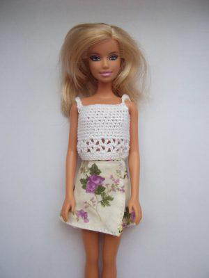 barbie  lapszoknya 2