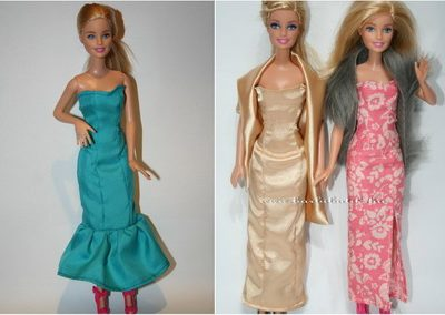 Barbie Estélyi ruhák csomag