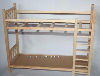 barbie emeletes ágy készítés 3