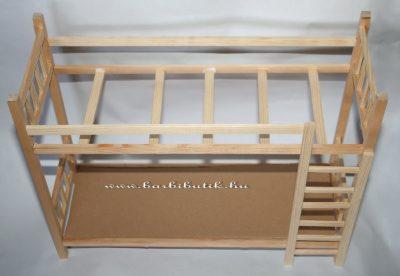 barbie emeletes ágy készítés 4