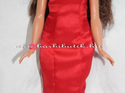 Egy darabos CURVY (dundi) Barbie ruhakészítő csomag