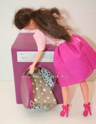 barbie mosogép 2