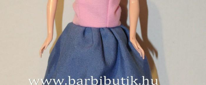 Variációk barbie ruhára