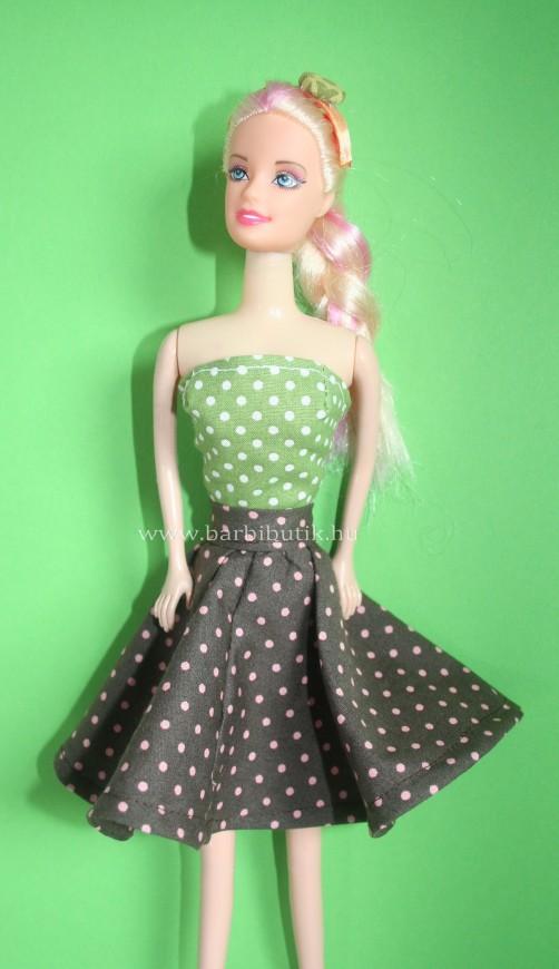 barbie ruha dupla harngszoknya