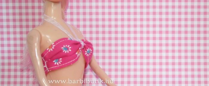 Végre itt a nyár készítsünk bikinit barbienak!