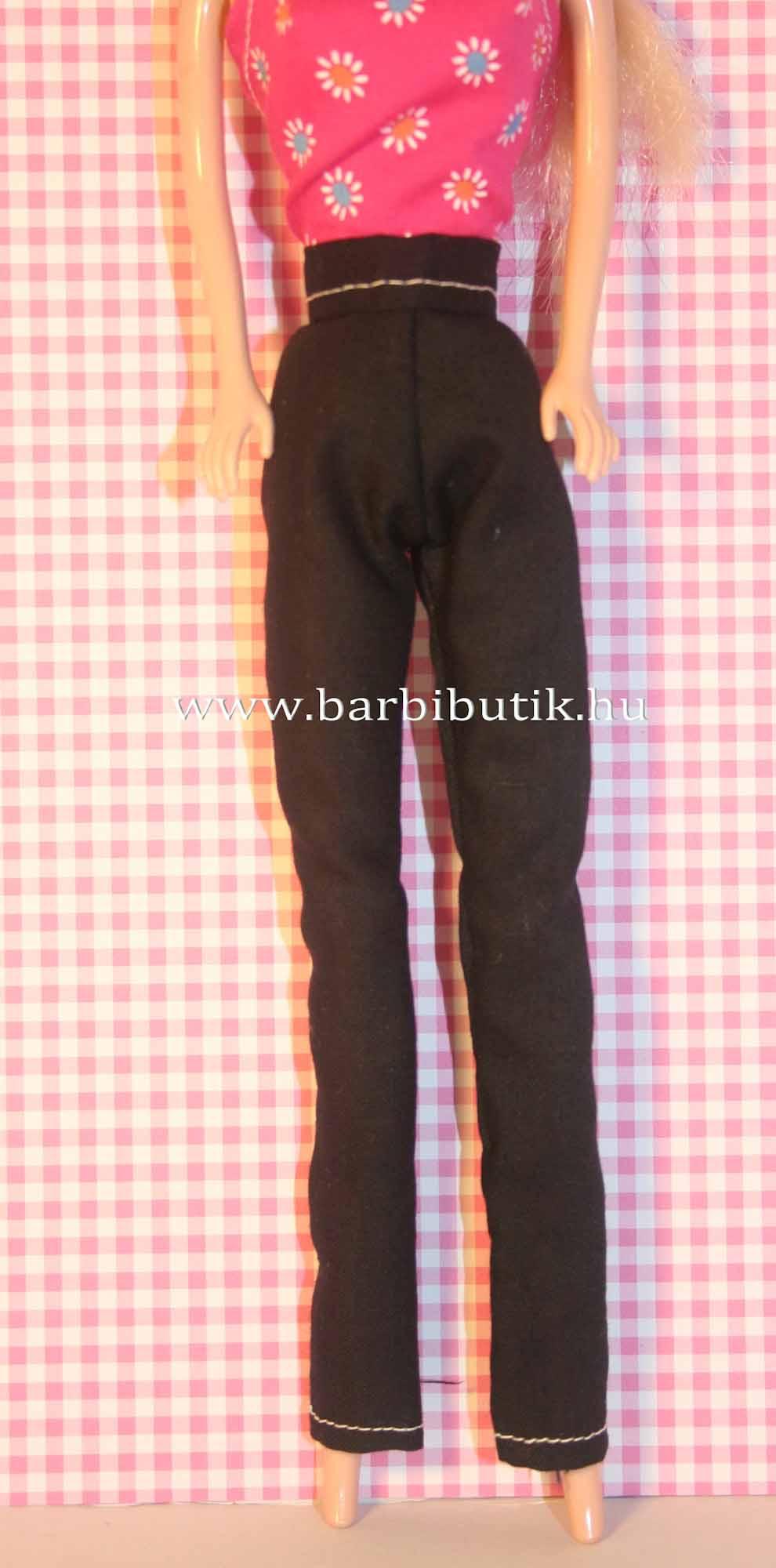 barbie ruha hosszú nadrág
