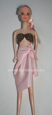 rózsaszín strandkendő