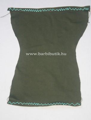 barbie ruha csőruha készítés 2.