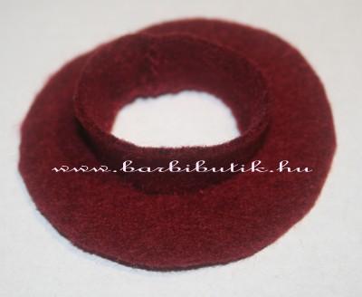 barbie kalap készítése filcből