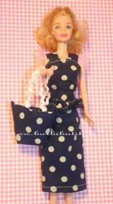 Barbie táska szettben