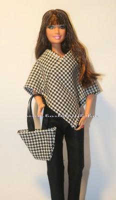 barbie táska ésponcsó