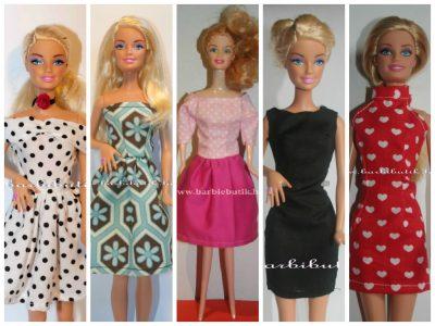 barbie ruha letölthető szabásminta csomag