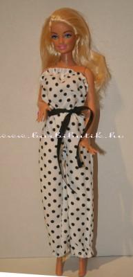 barbie ruha overall