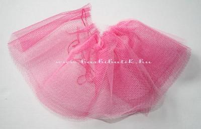 rózsaszín barbie tüll szoknya