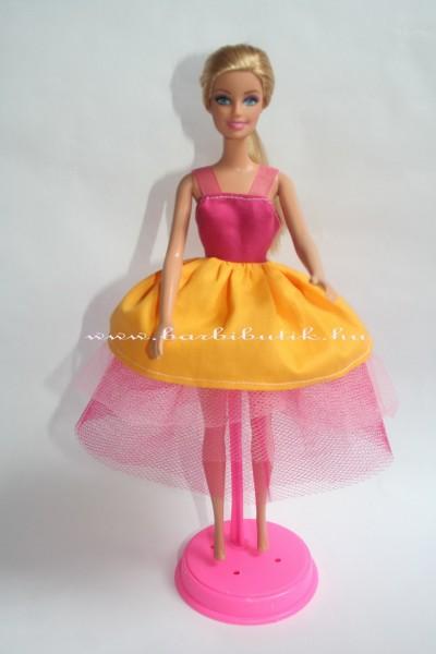 tüllszoknyás barbie balerina ruha