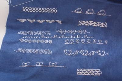 öltések varrva bernette varrógéppel