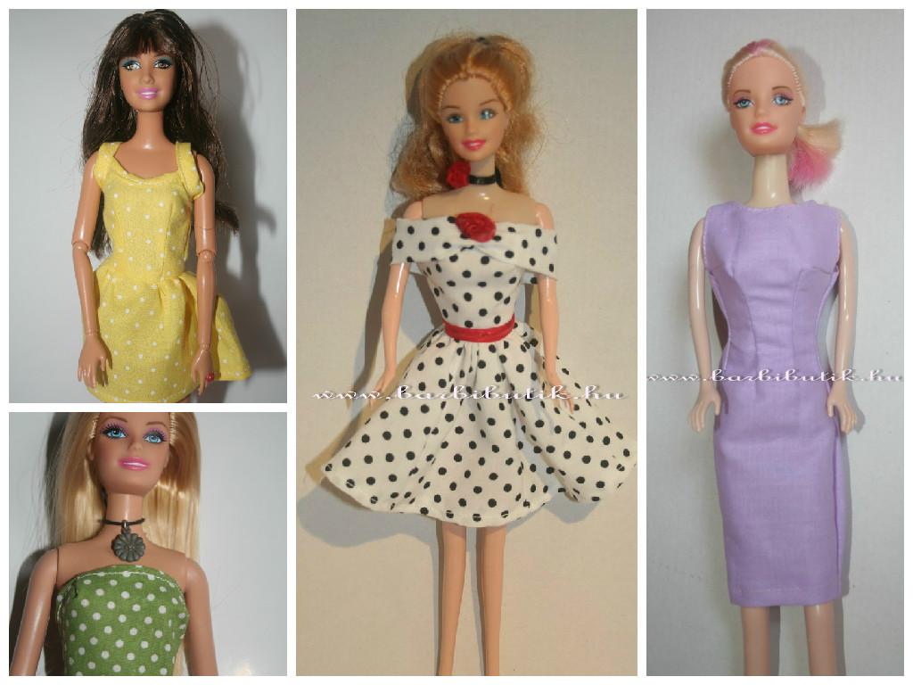 barbie ruhakészítő csomag 8