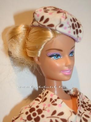 virágos barbie sapka 1
