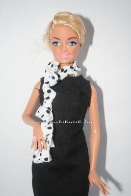 barbie sál pöttyös 1