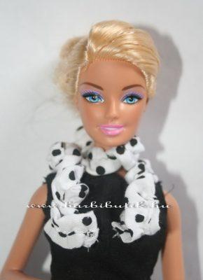 tavaszi barbie sál