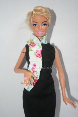 barbie sál rózsás