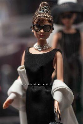 Audrey Hepburn Barbie baba