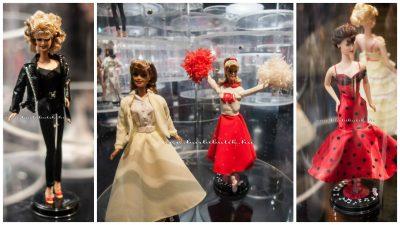 Barbie babák grease montage