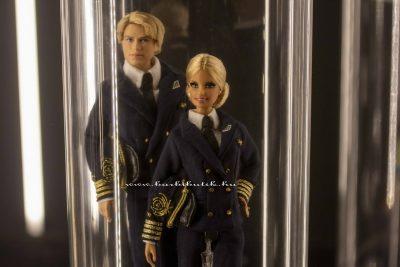 Barbie pilóták