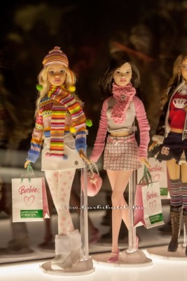 benetton barbie