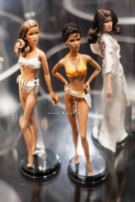 Barbie Bond Lányok