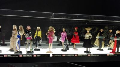 designer barbie babák