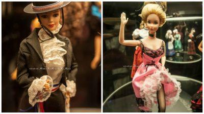 Mudec, Barbie kiállítás