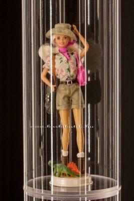 paleontológus barbie