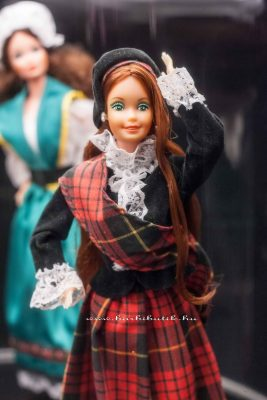 skót barbie