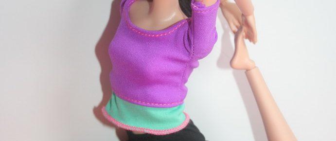 Kipróbáltam mit tud a jógázós Barbie