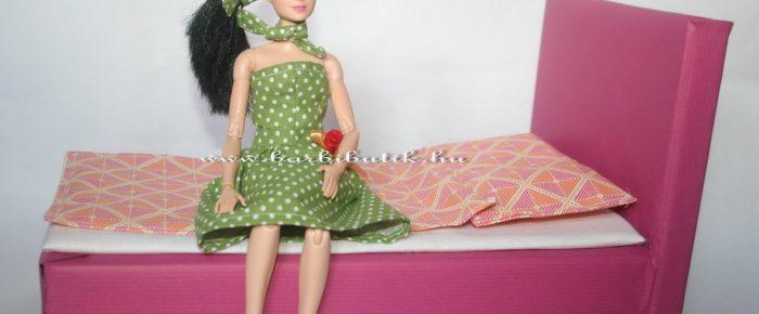 Barbie ágy készítése