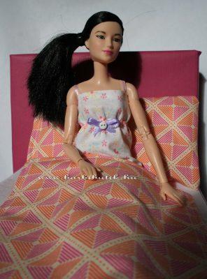 barbie hálóing