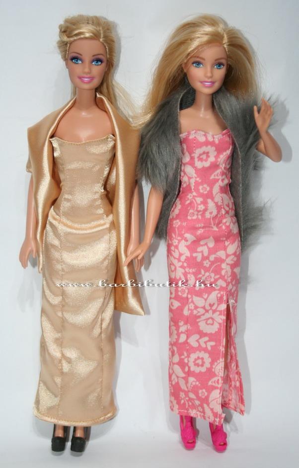 barbie estélyi ruhák