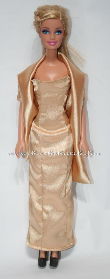 Barbie ruha készítő csomag estélyi ruha  c9ceaeec46