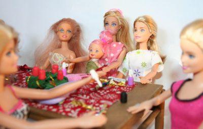 barbie körömlakkozás 2