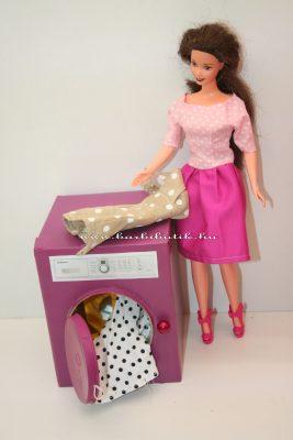 barbie mosogép