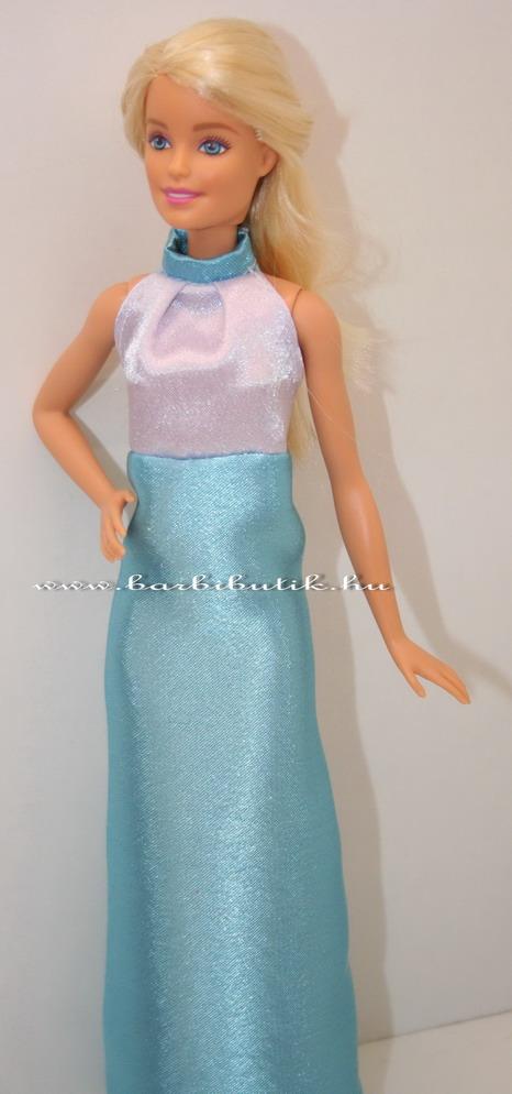 barbie estélyi ruha kék kész2