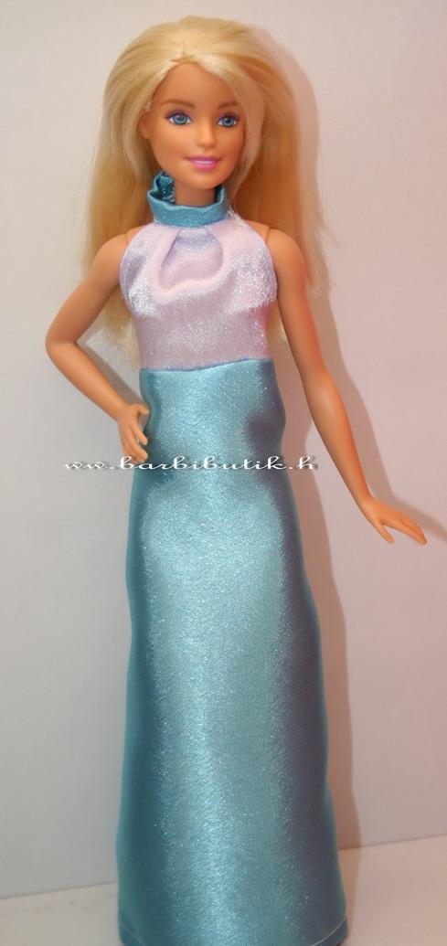 nyakpántos barbie estelyi kek