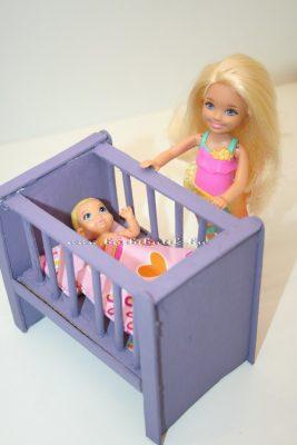 kiságy babával chelsavel