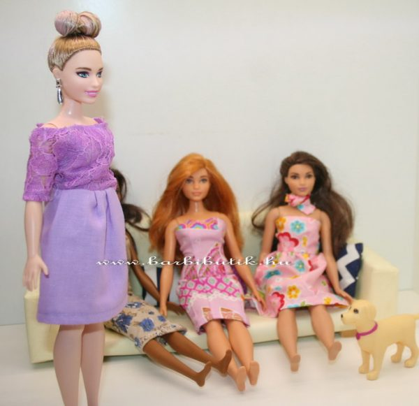 ruhapróba 2 kontyos curvy barbie