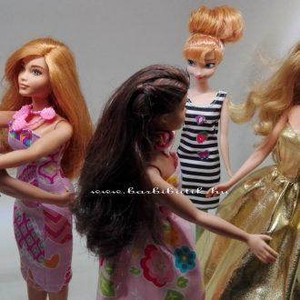 Barbie buli, avagy Emilia érkezése